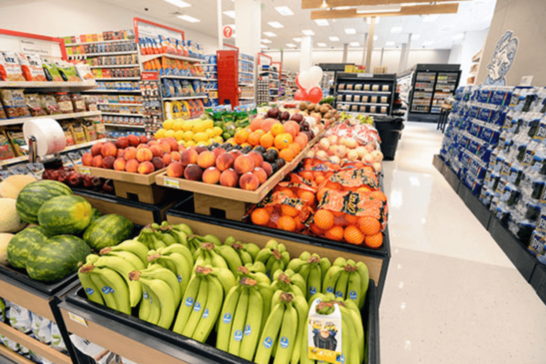Small target produce