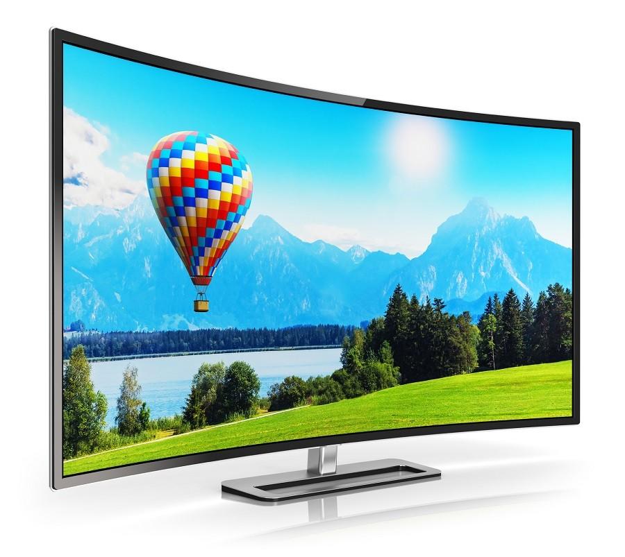 Smart Curved TV