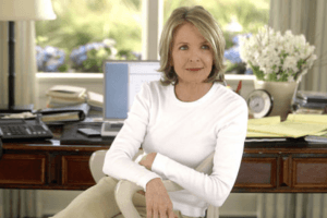 Nancy Meyers Reveals Diane Keaton's 1 Funny Way of Getting Ready for a Movie Scene