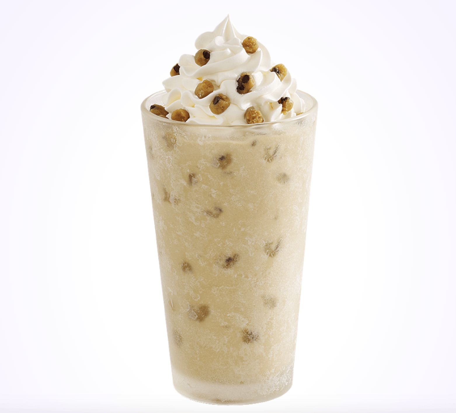 Sonic cookie dough shake