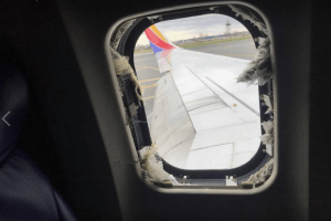 Passengers on the Southwest Airplane That Left 1 Woman Partially Sucked out Explain the Horrifying Ordeal