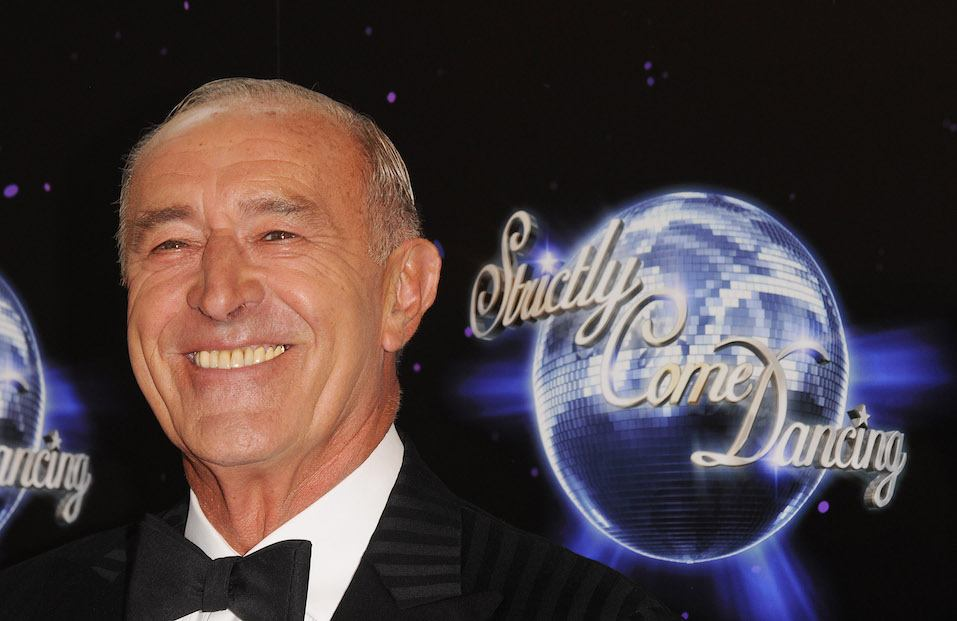 Judge Len Goodman attends the 'Strictly Come Dancing' Season 8