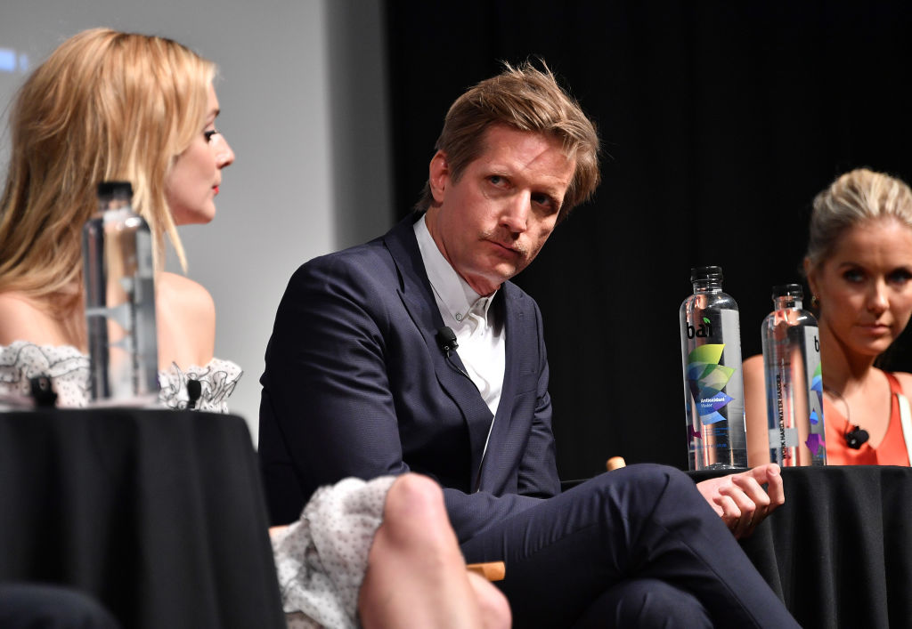 Paul Sparks attends the screeing of 'Sweetbitter' during the 2018 Tribeca Film Festival