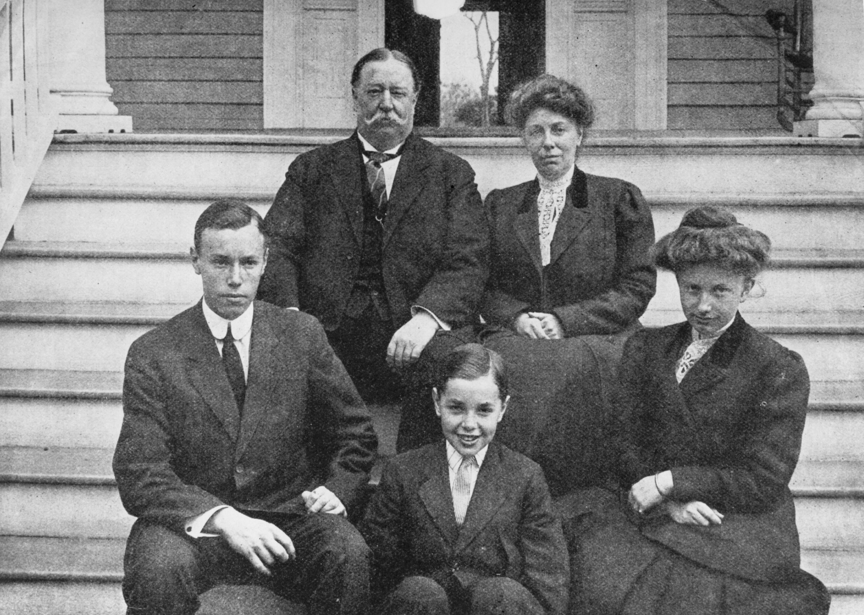 Taft Family