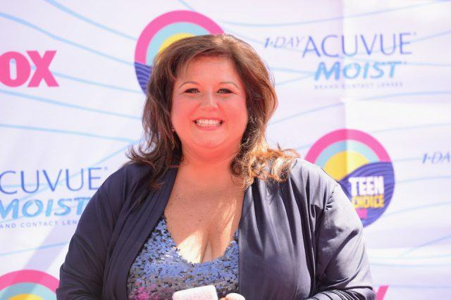 """""""Dance Moms"""" Coach Abby Lee Miller arrives at the 2012 Teen Choice Awards at Gibson Amphitheatre"""