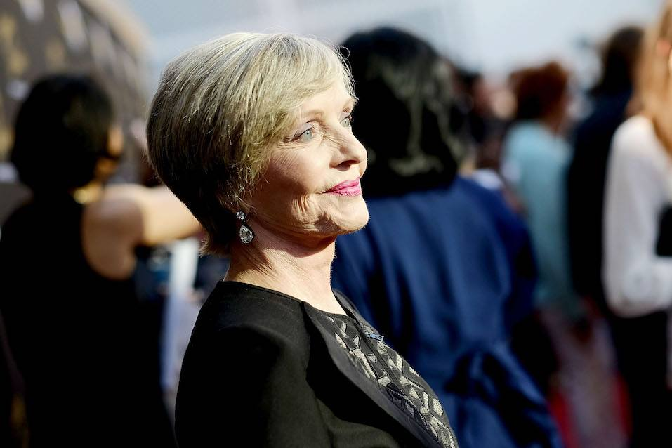 Actress Florence Henderson attends the Television Academy's 70th Anniversary Gala