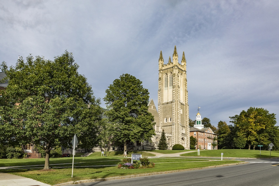 Williamstown, Massachusetts.