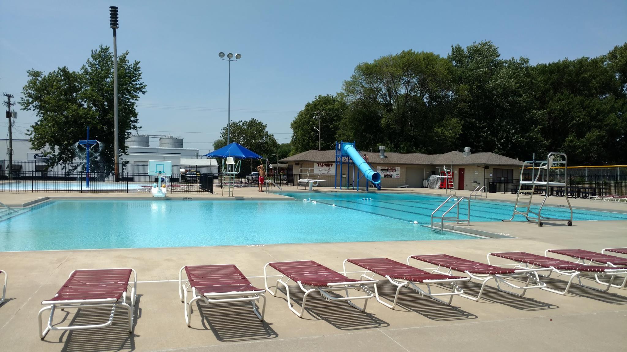 Tremont Community pool