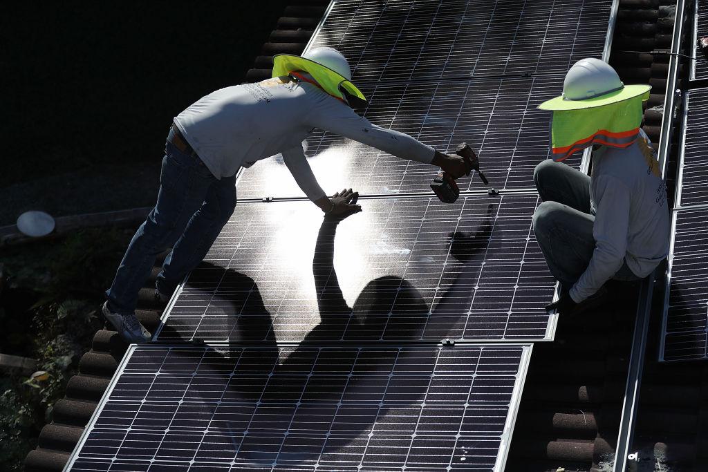 Trump Administration Imposes Tariffs On Imported Solar Panels