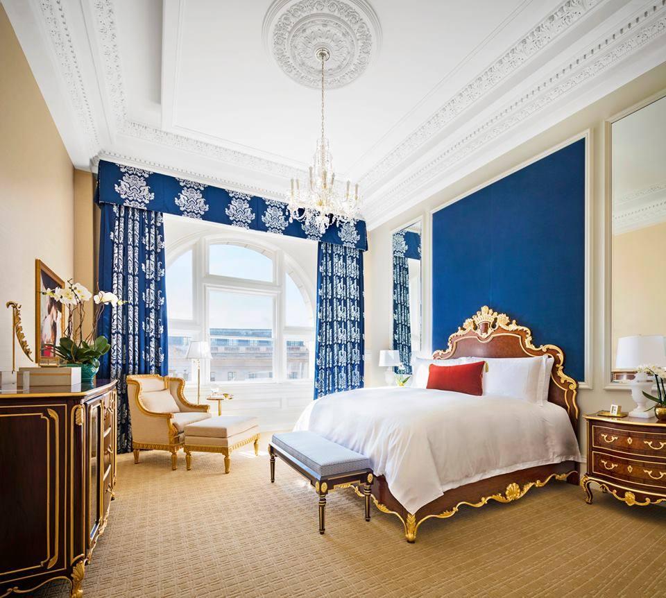 Trump Hotel room