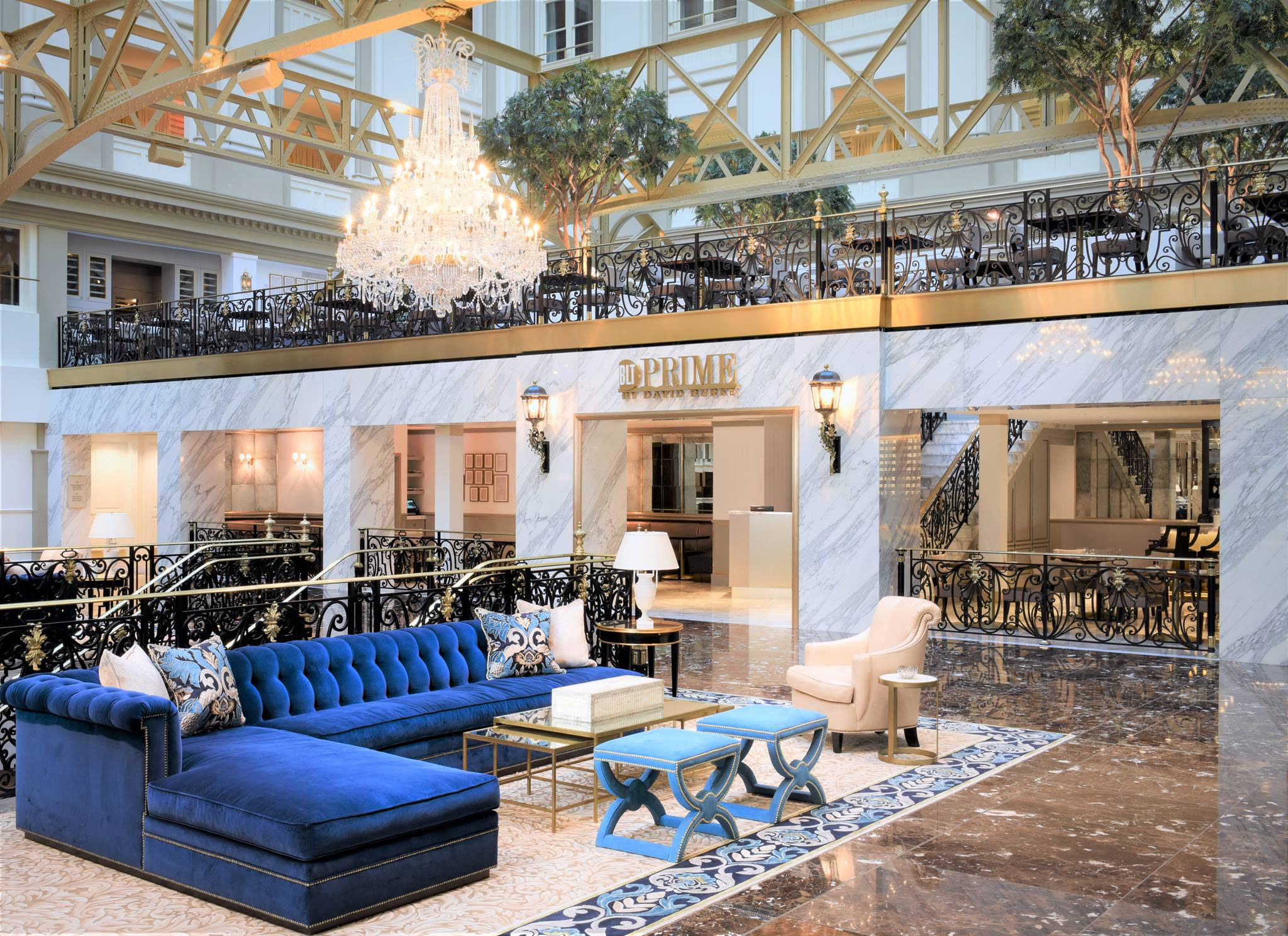 Every reason why this trump hotel is the most hated trump for Trump hotel dc decor