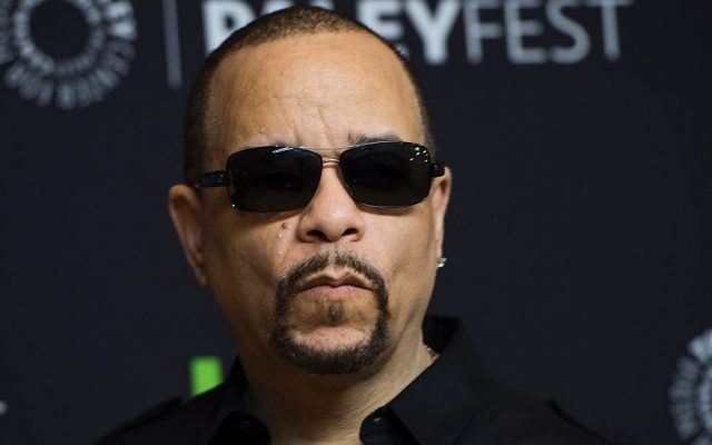 """Actor Ice-T attends """"An Evening with Dick Wolf With The Stars of Law & Order"""
