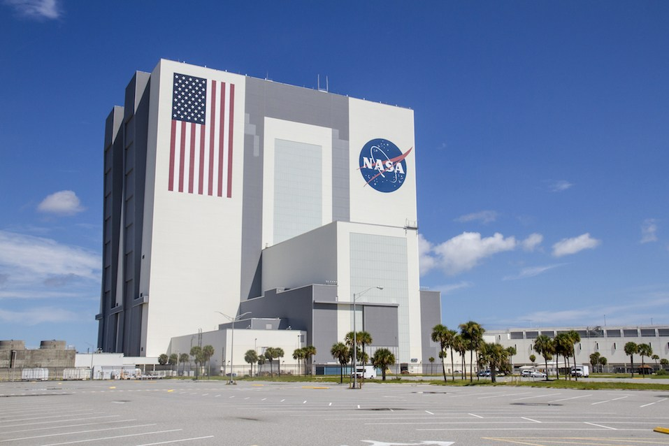 Vehicle Assembly Building at NASA's Kennedy Space Center
