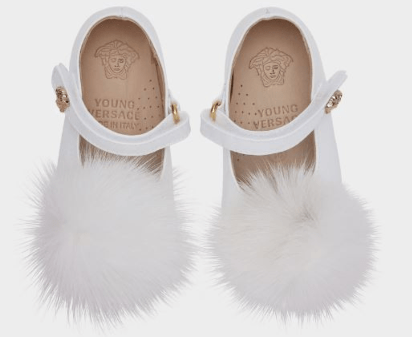 Versace young shoes