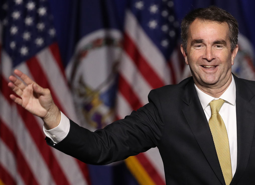Ralph Northam, the Democratic candidate for governor of Virginia