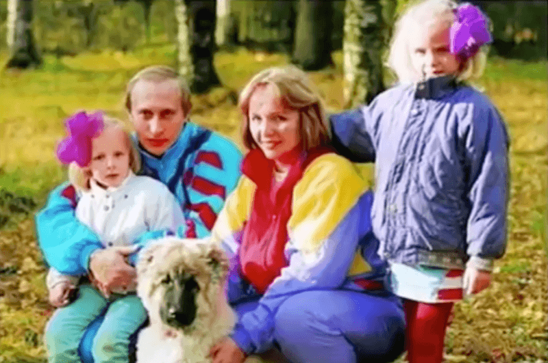 Everything We Know About Vladimir Putin S 2 Mysterious Daughters And The Young Child Who Some Say Is His