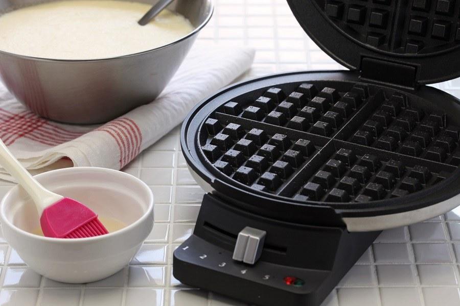 Waffles maker