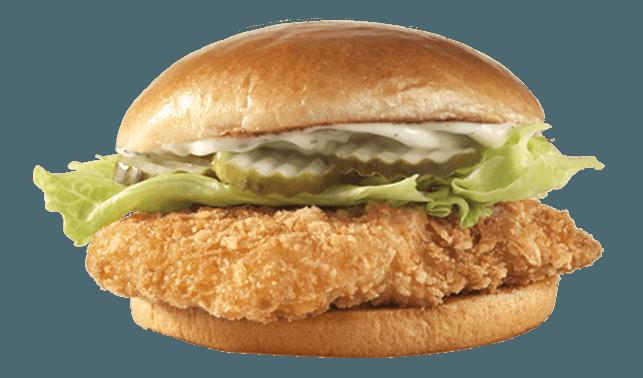 Wendy's Premium Fish Fillet