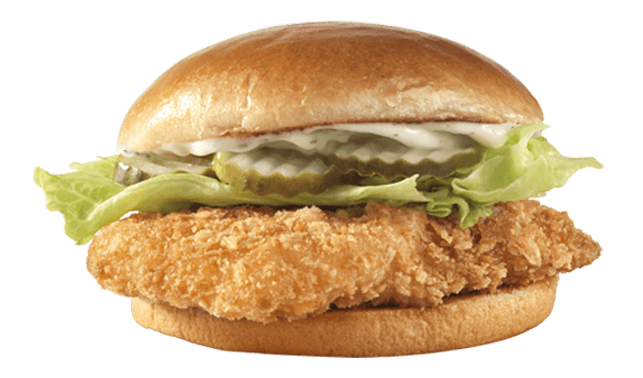 Wendy's Premium Fish Fillet