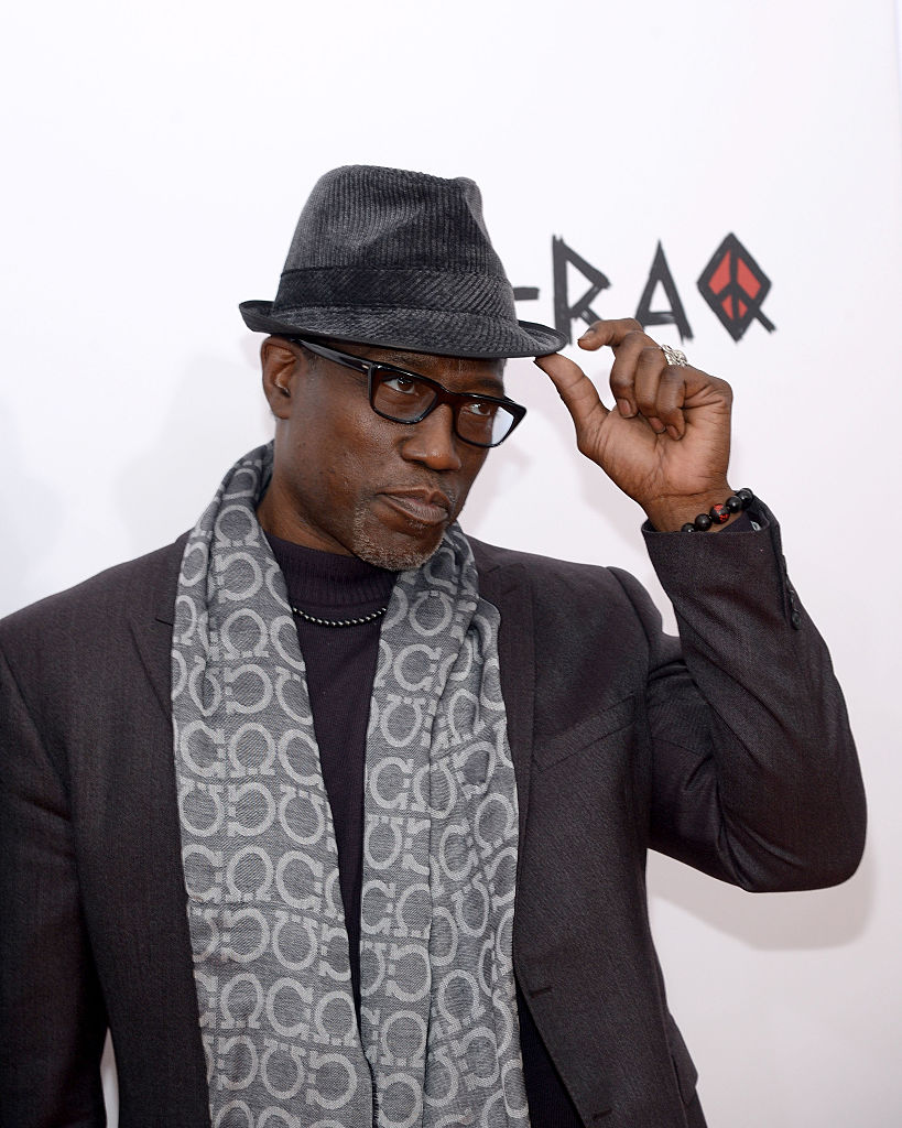 Actor Wesley Snipes