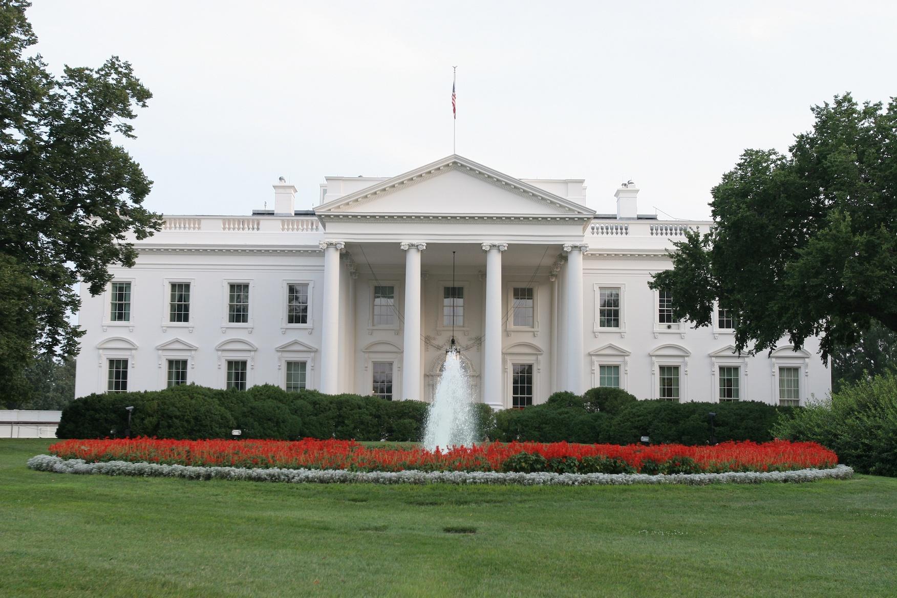 The White House in Washington, D.C.