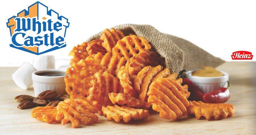 White castle sweet potato fries