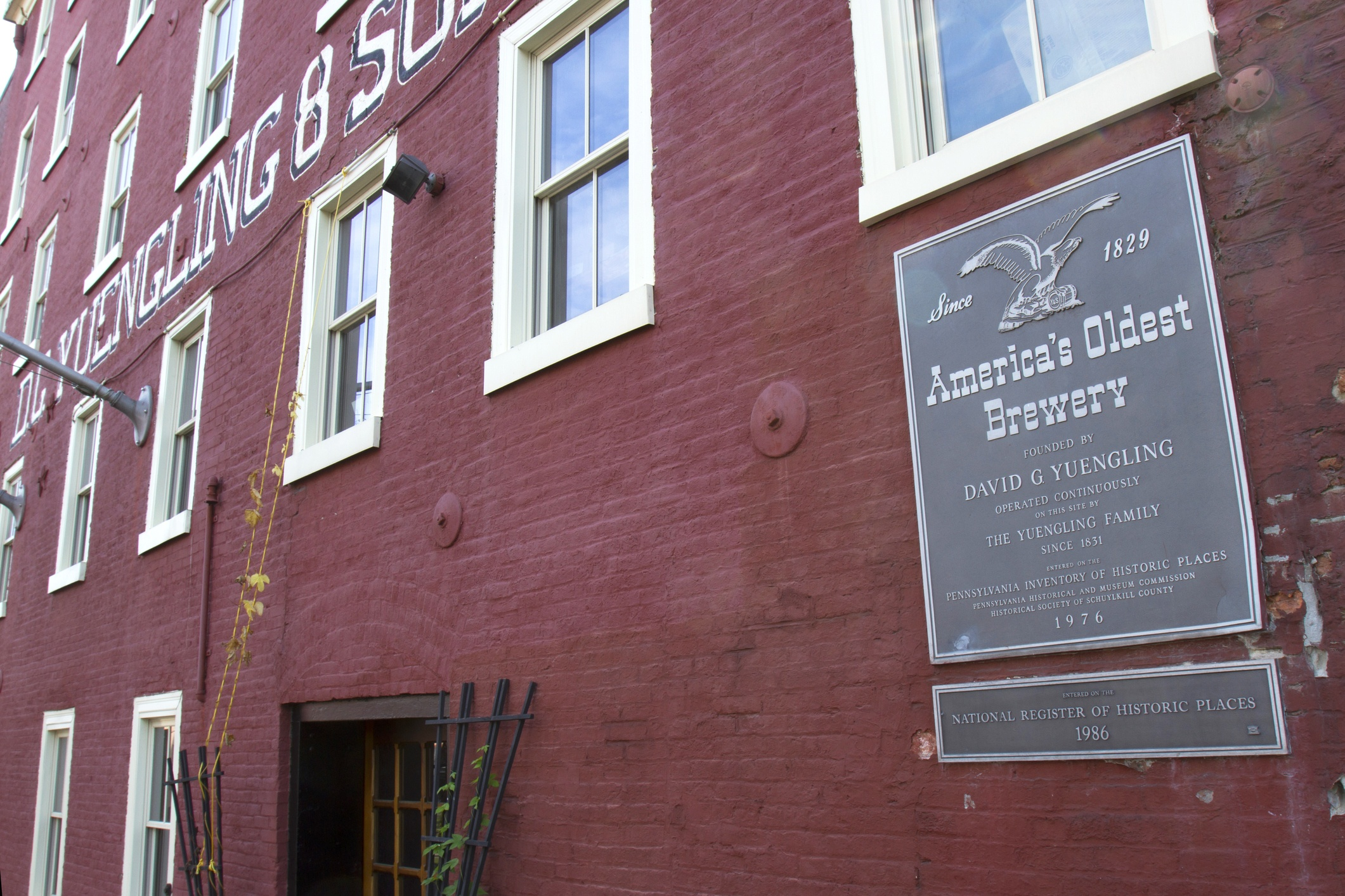 Yeungling America's Oldest Brewery