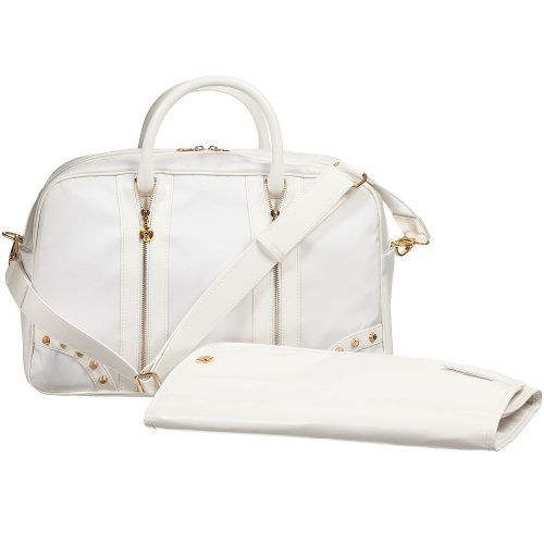 Young versace changing bag