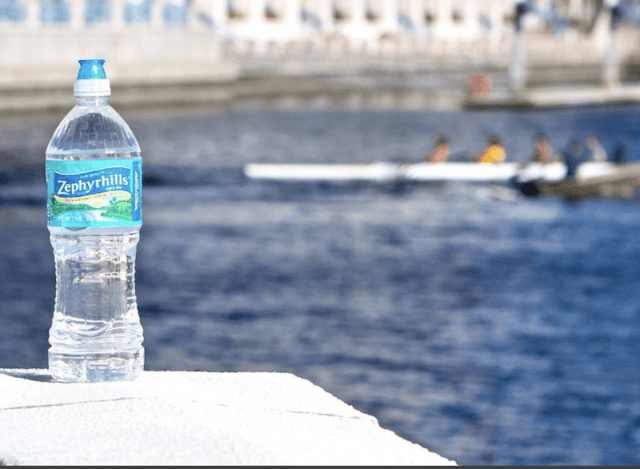 The Absolute Worst Bottled Water Brand You Can Buy