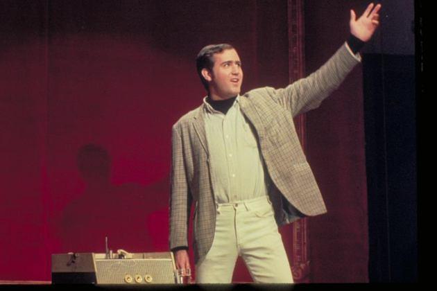 Andy Kaufman on Saturday Night Live