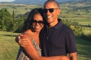 Here's Why Barack and Michelle Obama Are Loving Life After the White House