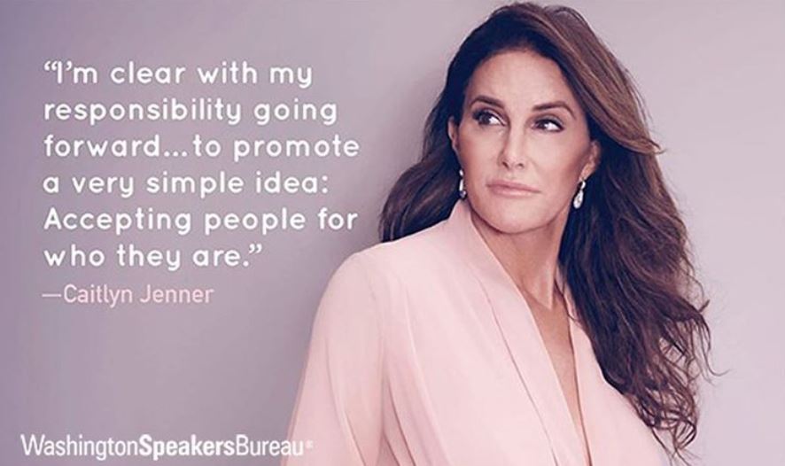 Caitlyn Jenner quote