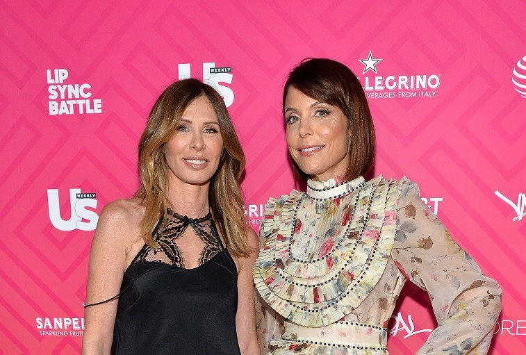 Carole Radziwill (L) and Bethenny Frankel attend Us Weekly's Most Stylish New Yorkers 2016 at Vandal on September 13, 2016 in New York City.