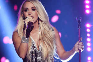 When is Carrie Underwood Expecting Her Second Baby?