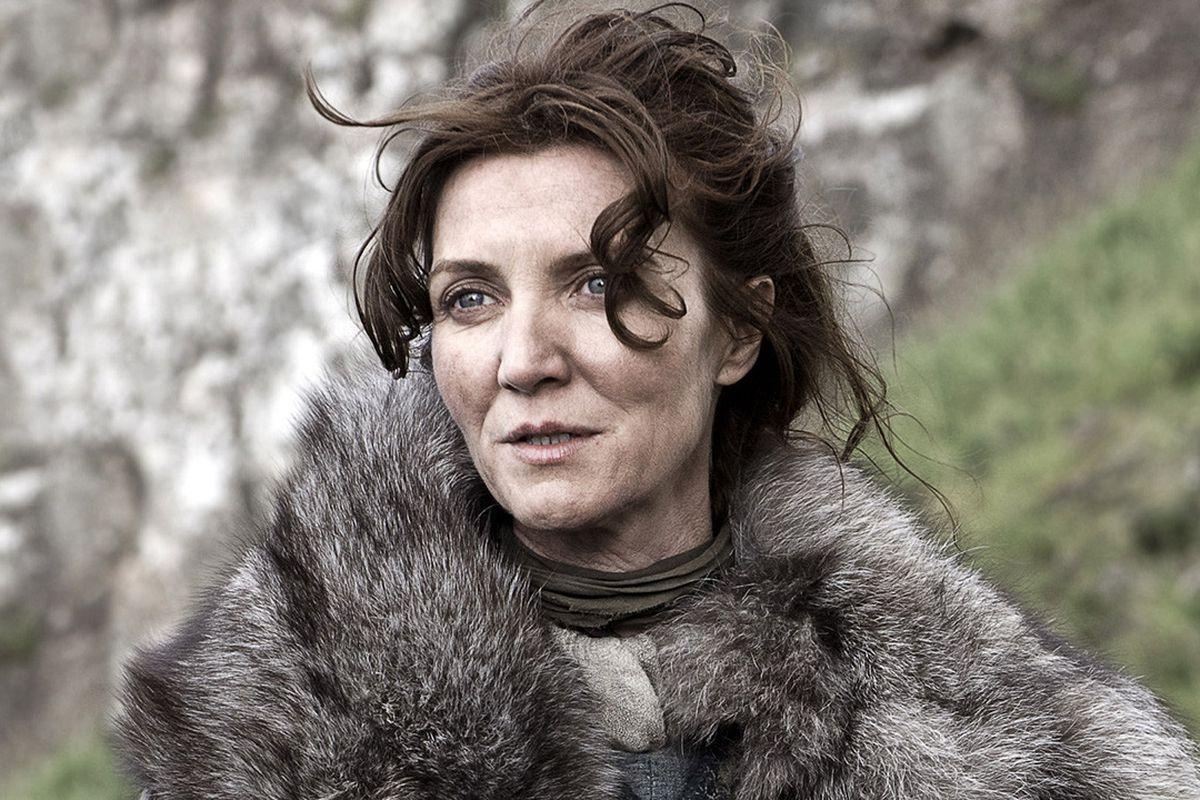 Catelyn Stark on Game of Thrones