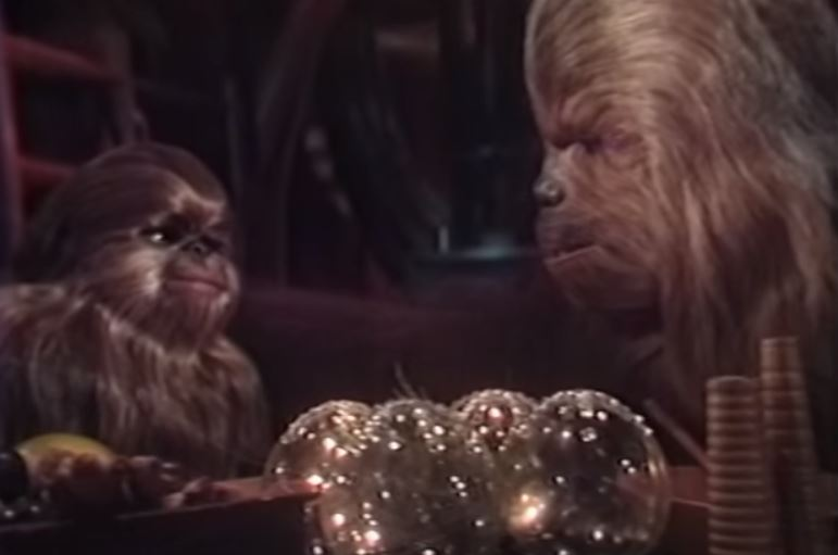 Chewie and Lumpy