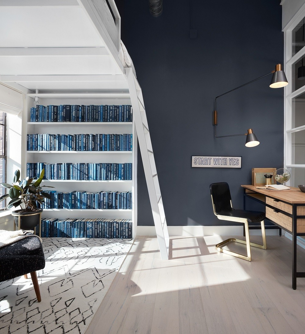 office and loft