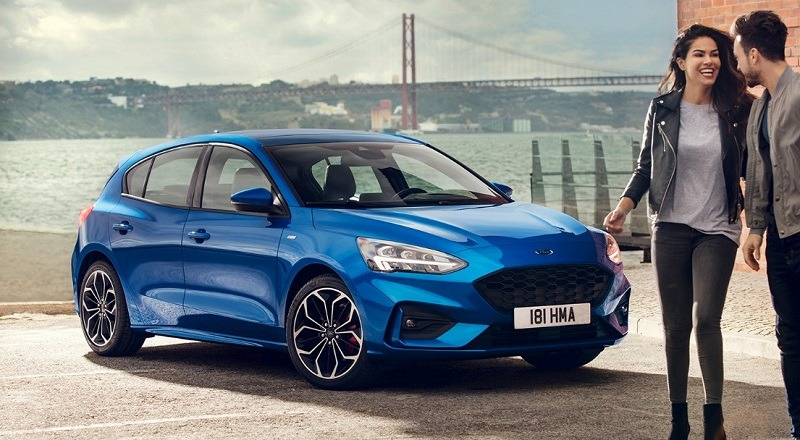 2019 Ford Focus ST for Europe