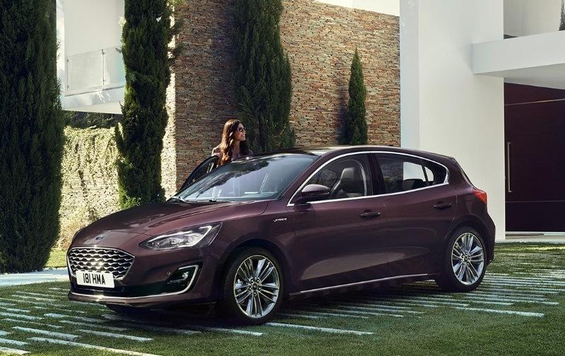 2019 Ford Focus Vignale, European model