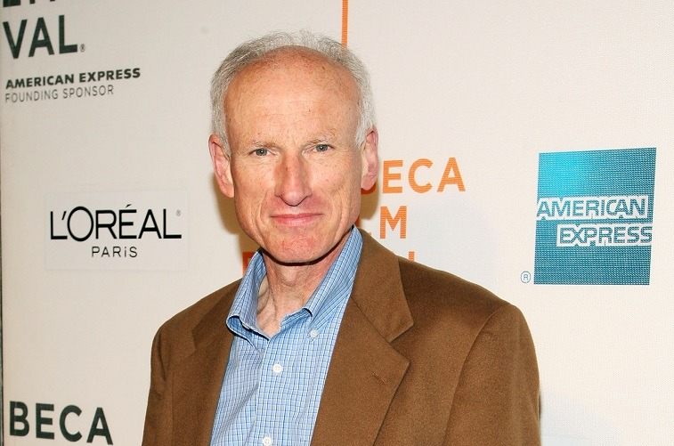 "Actor James Rebhorn attends the premiere of ""Don McKay"" during the 2009 Tribeca Film Festival at BMCC Tribeca Performing Arts Center on April 24, 2009 in New York City."