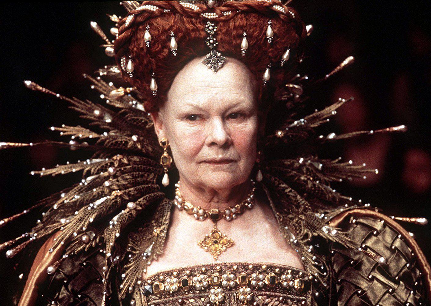 Judi Dench in Shakespeare in Love