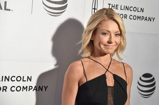 """Kelly Ripa attends the """"All We Had"""" Premiere during the 2016 Tribeca Film Festival at BMCC John Zuccotti Theater on April 15, 2016 in New York City."""