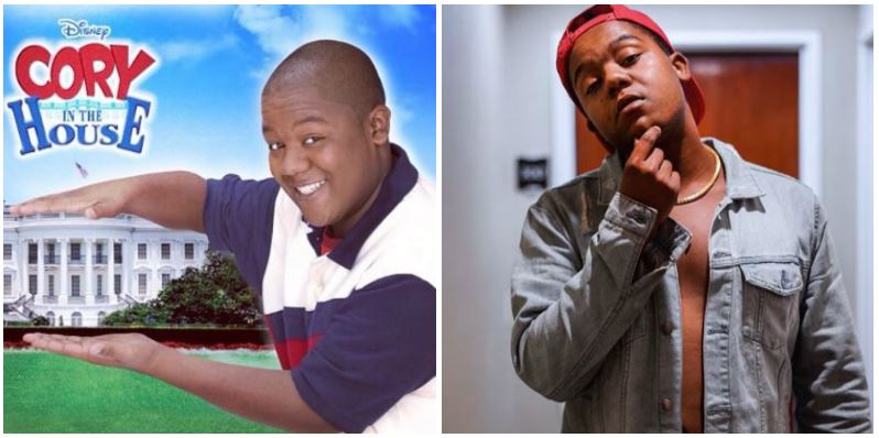 Kyle Massey composite image