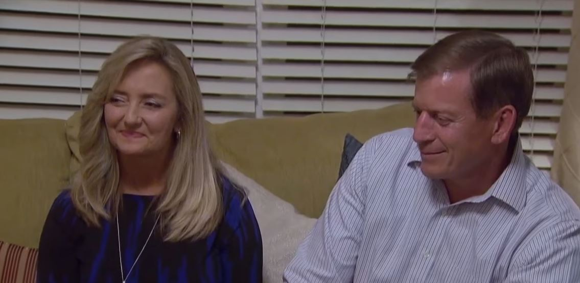 Lauren Burnham's parents