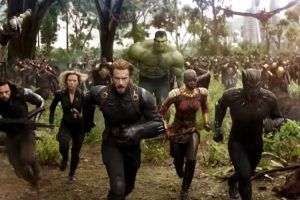 WOW, 'Avengers: Infinity War' Broke a Record on Opening Weekend No One Expected