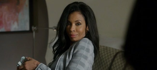 Maya Lewis on Scandal