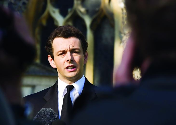 Michael Sheen in The Queen
