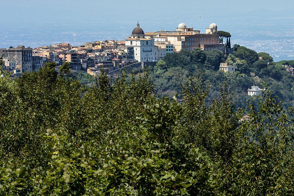 Papal Palace Castel Gandolfo,