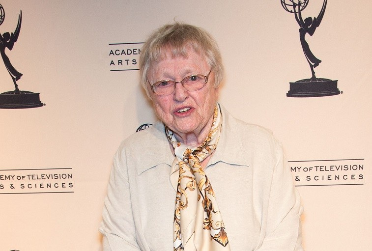 """Pat Carroll attends The Academy Of Television Arts & Sciences Presents """"Retire From Showbiz? No Thanks!"""" at Academy of Television Arts & Sciences Conference Centre on January 31, 2013 in North Hollywood, California."""