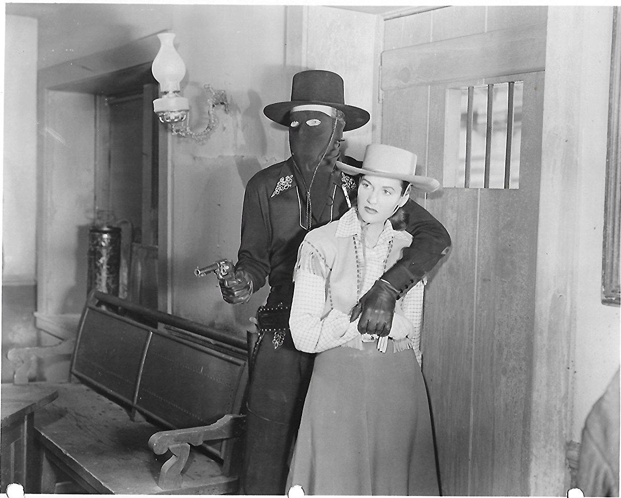 Peggy Stewart in Son of Zorro